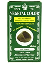 Herbatint Vegetal Hair Color, Ash Blonde, 4 Fluid Ounce