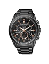 Citizen Analog Black Dial Men's Watch - BL5545-50E