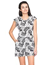 Fasnoya Women's Cotton Jumpsuit