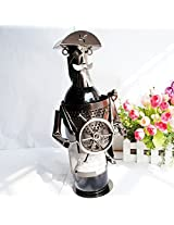 Iron Man Features wine rack metal wine rack modern home decoration