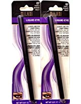 Pack Of 2 Milani Liquid Eye Liquid Like Eyeliner Purple