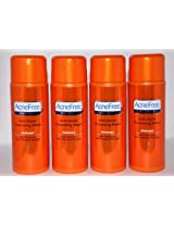 Acnefree Severe Anti Acne Cleanser Wash (Step 1) 16 Oz (4 X 4 Oz = 16 Oz)!