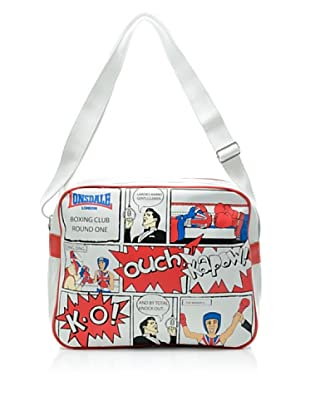 Lonsdale Schultertasche Comic