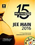 Final Lap - JEE Main 2016 - 15 Practice Sets (Physics|Chemistry|Mathematics)