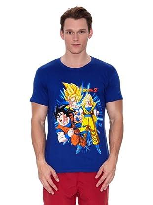 Licencias Camiseta Dragon Ball (Azul)