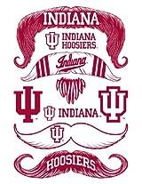 StacheTATS Indiana Temporary Mustache Tattoos