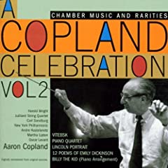 Copland;Chamber Music/Rarities