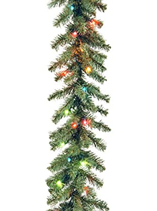 National Tree Company 9' Kincaid Spruce Garland