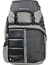 Fastrack Tripsters 25 (ltrs) Grey Casual Backpack (A0606NGY01)