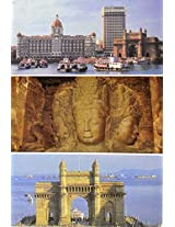 Incredible Mumbai Postcards