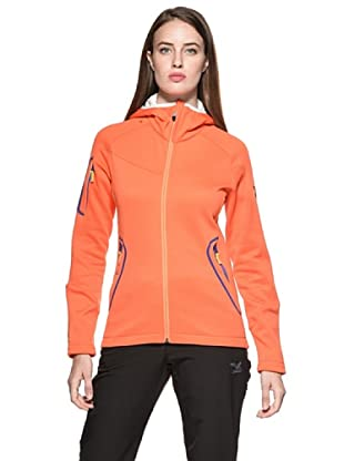 Salewa Bare Jacke Mikrofleece (Orange)