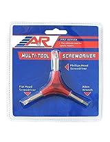AandR Sports Multi Tool Screwdriver