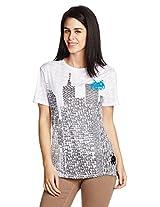 Gas Women's Body Blouse T-Shirt