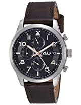 Fossil End-of-season Daily Analog Black Dial Men's Watch - FS5139