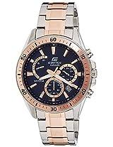 Casio Edifice Analog Blue Dial Men's Watch - EFR-552SG-2AVUDF(EX277)
