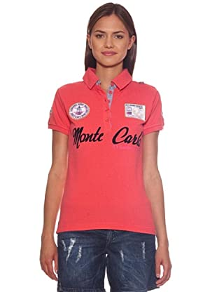 Geographical Norway Polo Koralia (Coral)