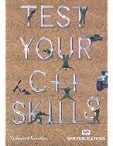 Test Your C++ Skills