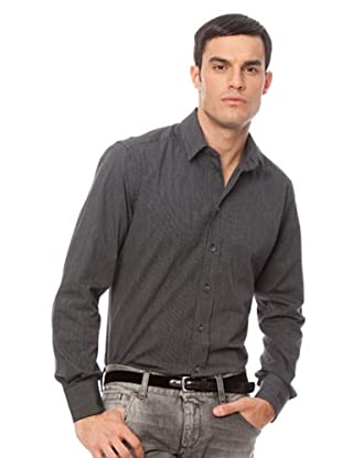 Dolce & Gabbana Camisa Gold (Negro)