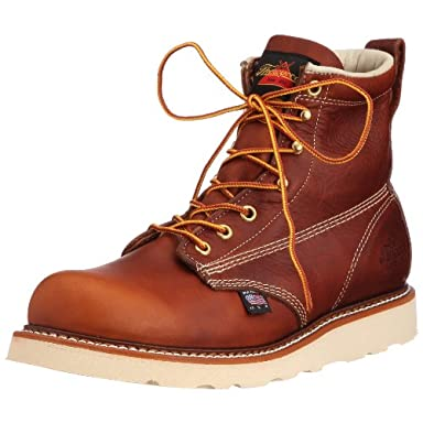 Thorogood 6 in Plain Toe Non-Safety: 814-4355