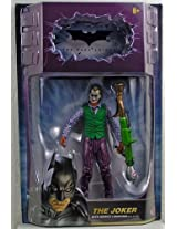 Batman Dark Knight Movie Master Deluxe Action Figure Joker with Missile Launcher