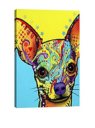 Dean Russo Chihuahua L Gallery Wrapped Canvas Print