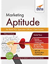Marketing Aptitude for Bank Clerk/ PO/ Specialist Officer Exam