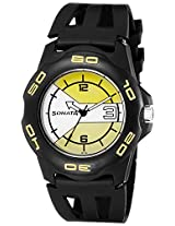 Sonata Analog Multi-Color Dial Men's Watch - NF7929PP07J
