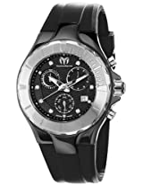 Technomarine Cruise Ceramic Chronograph Unisex Watch 110028