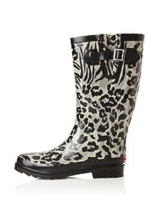 Chooka Women's Safari Check Boot (Tan)