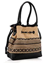 Phive Rivers Women's Handbag (Black) (PR852)