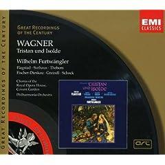フルトヴェングラー指揮 ワーグナー 楽劇《トリスタンとイゾルデ》の商品写真