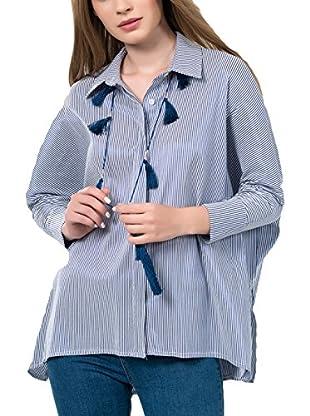 IRONI Camisa Mujer