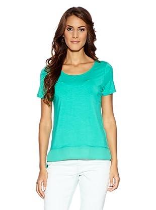 More & More Camiseta Faustine (Aguamarina)
