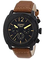 Esprit Chronograph Black Dial Men's Watch ES106391003