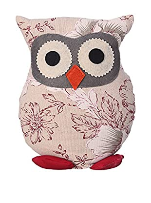 Tope Para Puerta Owl Beige