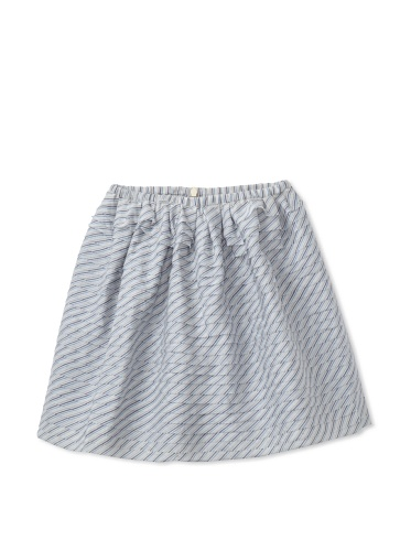 Kicokids Girl's Tiered A-Line Skirt (Olivier)