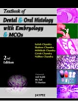 Textbook Of Dental And Oral Histology With Embryology With Mcqs