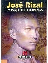 Paisaje de Filipinas/ Philippine Landscape (Fondo 2000)