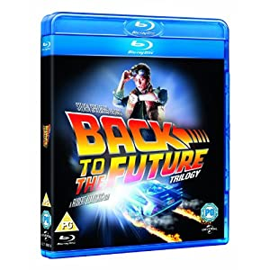 Back to the Future: 1, 2 & 3 [Blu-ray]