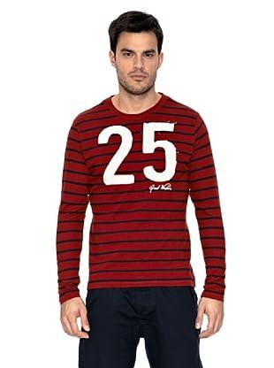 Springfield Camiseta Marinera Número (Rojo)