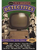 1950s TV's Greatest Detectives