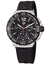 Tag Heuer Formula One Chronograph Rubber Mens Watch Cau1110.Ft6024