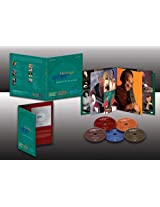 DHAROHAR-HERITAGE : Collection of Indian Classical Music (6CD Pack) - Coffee Table Book Style