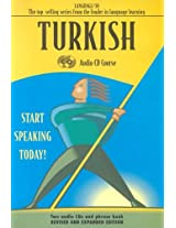 Turkish: Start Speaking Today (Language/30)
