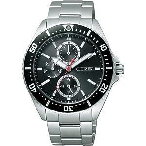 【クリックで詳細表示】[シチズン]CITIZEN 腕時計 ALTERNA オルタナ Eco-Drive エコ・ドライブ マルチハンズ ダイバーデザイン VO10-6841T メンズ