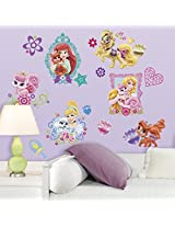 RoomMates Disney Princess Palace Pets (Multi Color)
