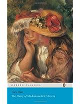 The Diary of Mademoiselle D' Aruers (Penguin Modern Classics)