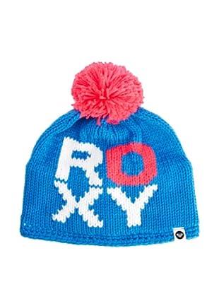 Roxy Gorro Moss (Azul)