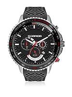 K&BROS Reloj 9459-3 Negro