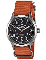 Timex Expedition Scout Analog Black Dial Men's Watch - TW4B046006S